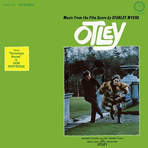 Stanley Myers - Otley - Music from the Film Score (1968/2018) Hi Res