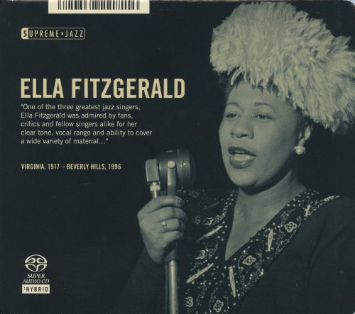 Ella Fitzgerald - Supreme Jazz (2006) [SACD]