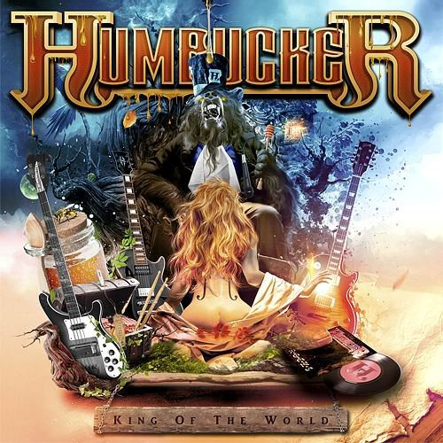 Humbucker - King of the World (2014) Lossless