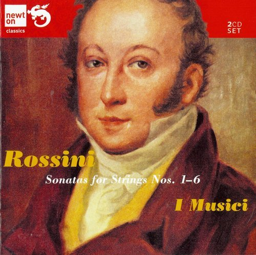 I Musici – Rossini: Sonatas for Strings Nos. 1-6 (2011)
