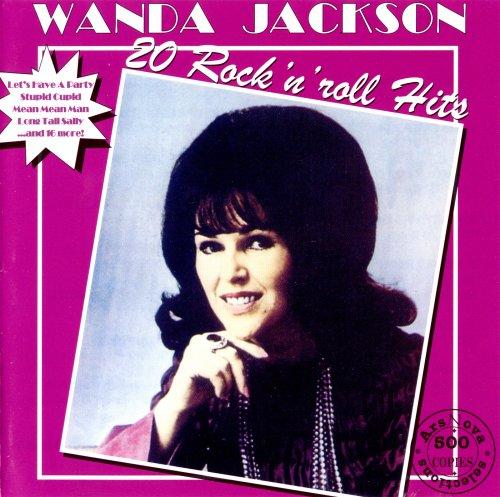 Wanda Jackson - 20 Rock'n'roll Hits (2000)
