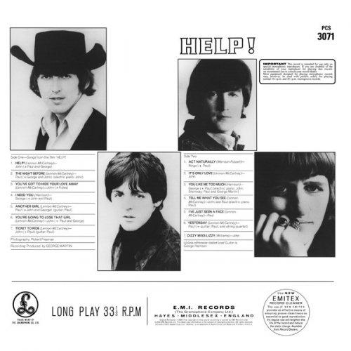 The Beatles - Help! [LP] (2012)