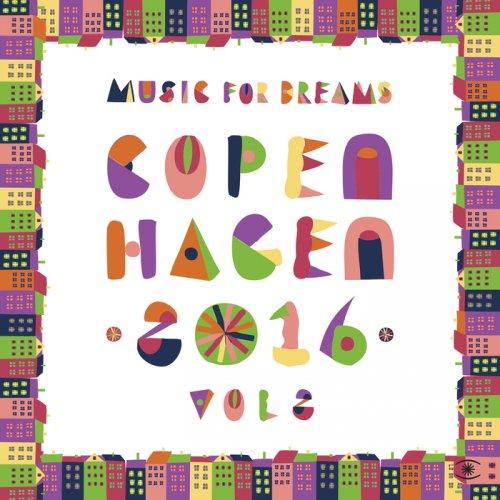VA - Music For Dreams Copenhagen 2016 Vol. 2 (2016)