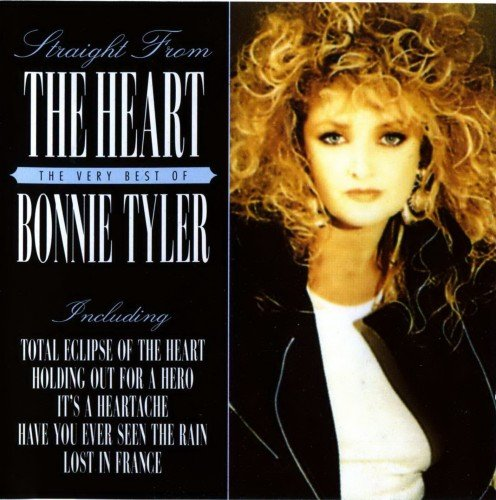 Bonnie Tyler - Straight From The Heart: The Very Best Of Bonnie Tyler (1995)