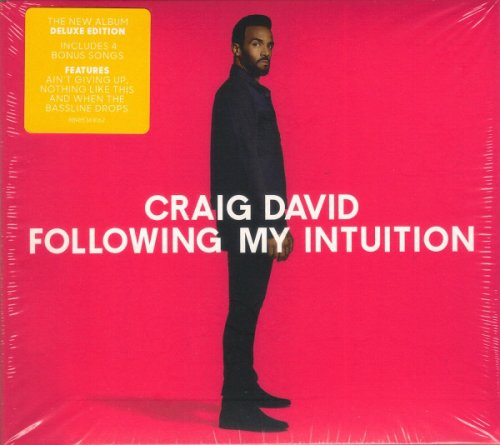 Craig David - Following My Intuition [Deluxe Edition] (2016) CD Rip