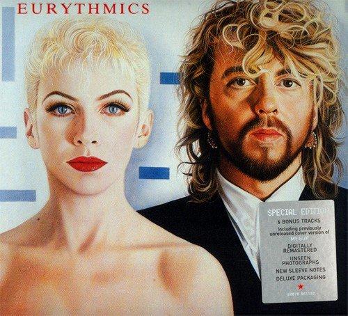 Eurythmics - Revenge (1986 Japan Remaster) (2006) CD-Rip
