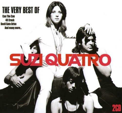 Suzi Quatro - The Very Best Of [2CD] (2015) Lossless