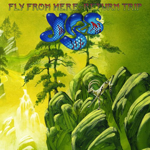 Yes - Fly From Here: Return Trip (2018) [Vinyl]
