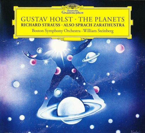 Boston Symphony Orchestra, William Steinberg -  Holst: The Planets / R. Strauss: Also Sprach Zarathustra (2018)