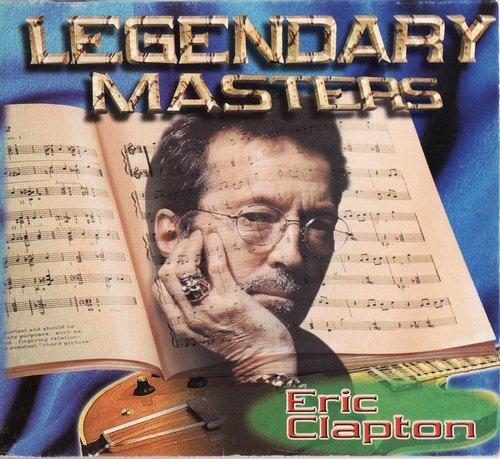 Eric Clapton - Legendary Masters (2001)