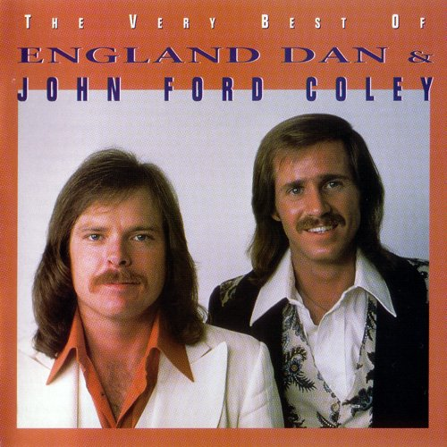 England Dan & John Ford Coley - The Very Best Of (1996)