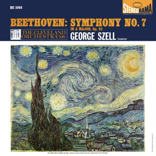 George Szell - Beethoven: Symphony No. 7 in A Major, Op. 92 (Remastered) (2018) [Hi-Res]
