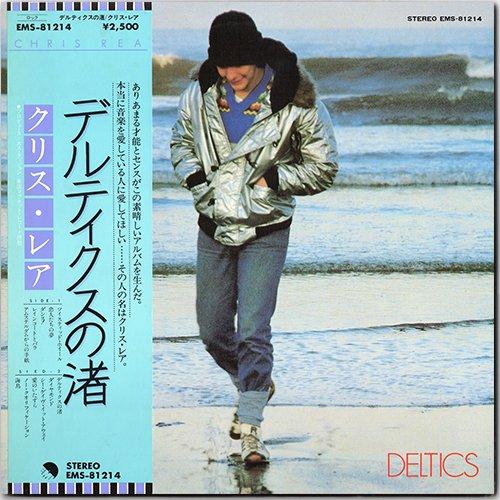Chris Rea - Deltics (1979) [Vinyl]