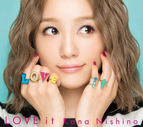 Kana Nishino - LOVE it (2017)