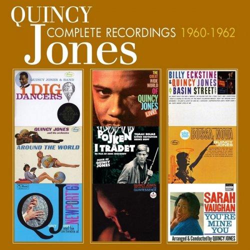 Quincy Jones - Complete Recordings 1960-1962 [4CD Box Set] (2014)