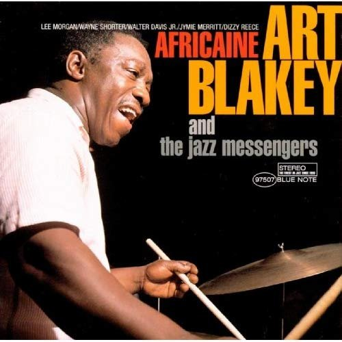 Art Blakey And The Jazz Messengers - Africaine (1998)
