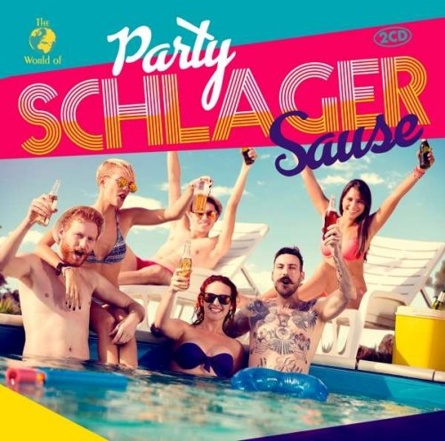 VA - Party Schlager Sause (2018)