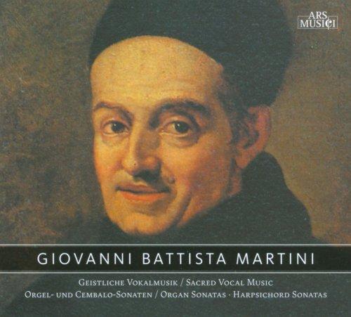Norbert Düchtel, Oscar Milani, Freiburger Domkapelle - Giovanni Battista Martini: Sacred Vocal Music (2009)
