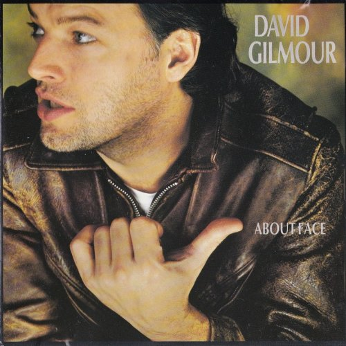 David Gilmour - About Face (1984) CD-Rip
