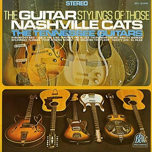 Tennessee Guitars - The Guitar Stylings of Those Nashville Cats (1966/2018) Hi Res