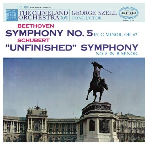 George Szell - Beethoven: Symphony No. 5, Op. 67 - Schubert: Symphony No. 8 'Unfinished' (Remastered) (2018) [Hi-Res]