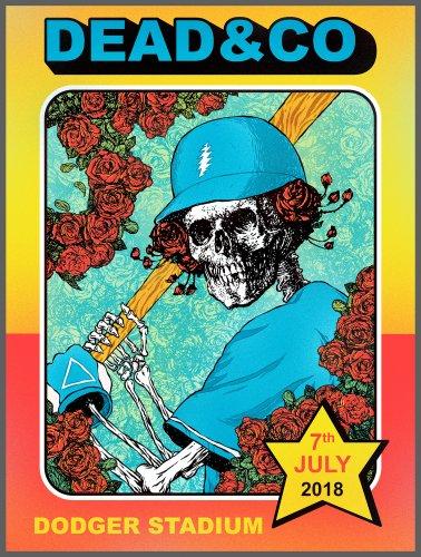 Dead & Company - 2018-07-07 Dodger Stadium, Los Angeles, CA (2018)