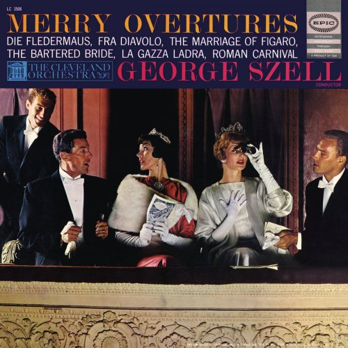 George Szell - George Szell Conducts Merry Overtures (2018)