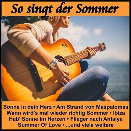 VA - So Singt Der Sommer (2018)