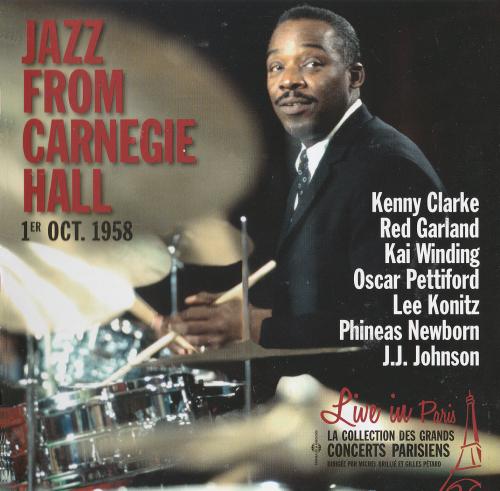 VA - Jazz From Carnegie Hall (1er Oct. 1958) (2018)