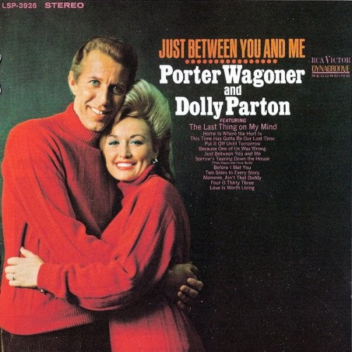 Porter Wagoner and Dolly Parton - Just Between You and Me (1968/2017) [HDtracks]