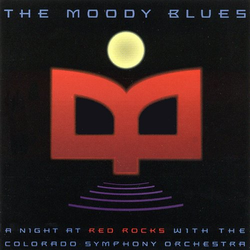 The Moody Blues - A Night At Red Rocks With The Colorado Symphony Orchestra (1993)