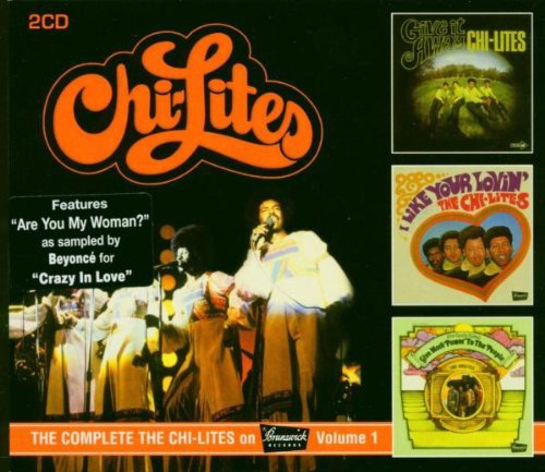 The Chi-Lites - Complete Chi-Lites on Brunswick Volume 1 [2CD Remastered Set] (2004)