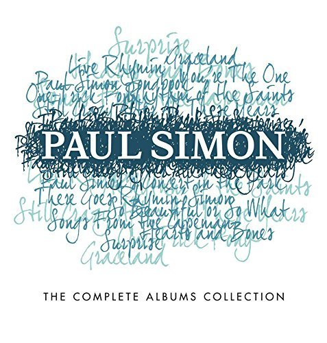 Paul Simon - The Complete Albums Collection (2013)