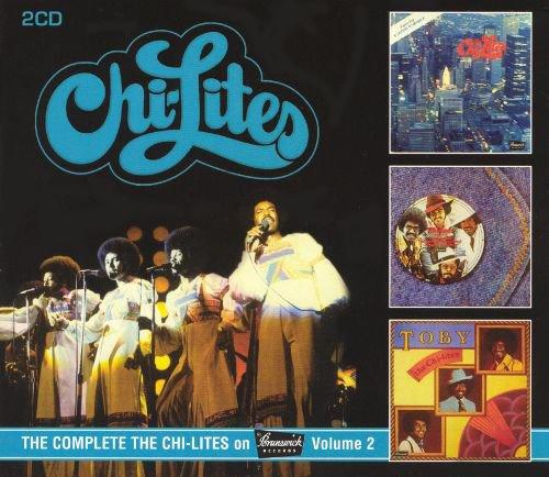 The Chi-Lites - Complete Chi-Lites on Brunswick Volume 2 [2CD Remastered Set] (2004)
