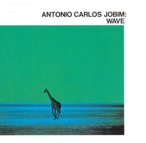 Antonio Carlos Jobim - Wave (1967) [Vinyl 24-192]