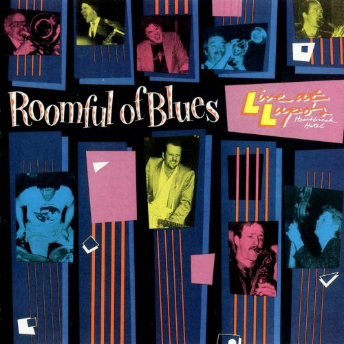 Roomful Of Blues - Live At Lupo's Heartbreak Hotel (1987) CD-Rip