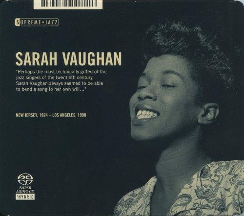 Sarah Vaughan - Supreme Jazz (2006) [SACD]