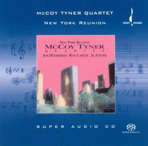 McCoy Tyner - New York Reunion (1991), 320 Kbps