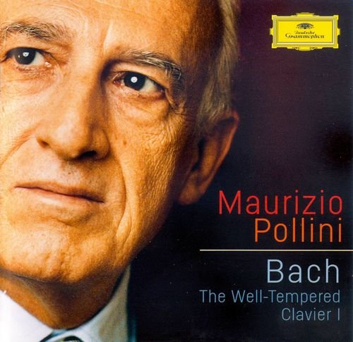 Maurizio Pollini - J.S. Bach: The Well-Tempered Clavier (2009)
