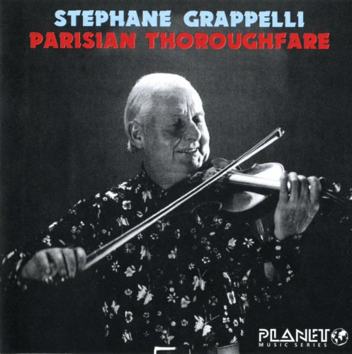Stephane Grappelli - Parisian Thoroughfare (1973), 320 Kbps