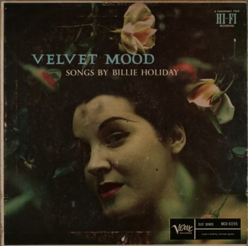Billie Holiday -Velvet Mood (1955)