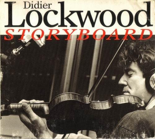 Didier Lockwood - Storyboard (1996) CD Rip