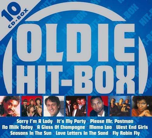 VA - Oldie Hit-Box [10CD Box-Set] (2008)
