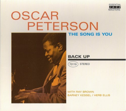 Oscar Peterson - The Song Is You (2004)
