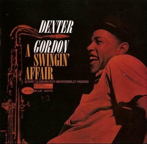 Dexter Gordon - A Swingin' Affair (1962) CD Rip