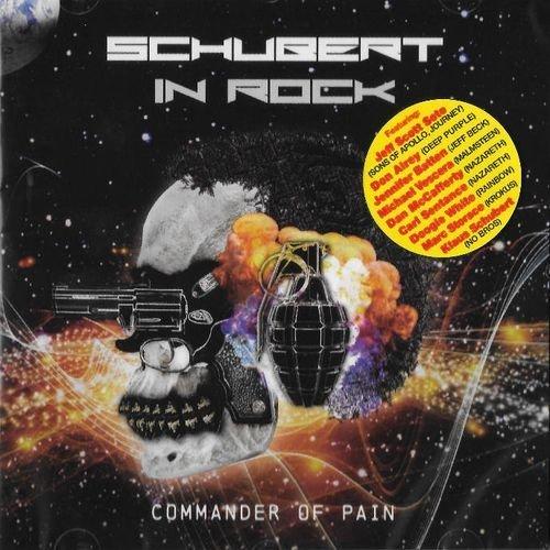 Schubert In Rock - Commander Of Pain (2018)