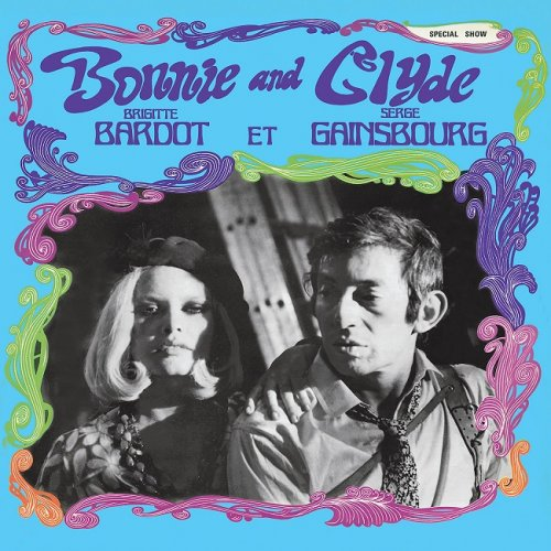 Brigitte Bardot et Serge Gainsbourg - Bonnie And Clyde (1968/2016) [HDTracks]
