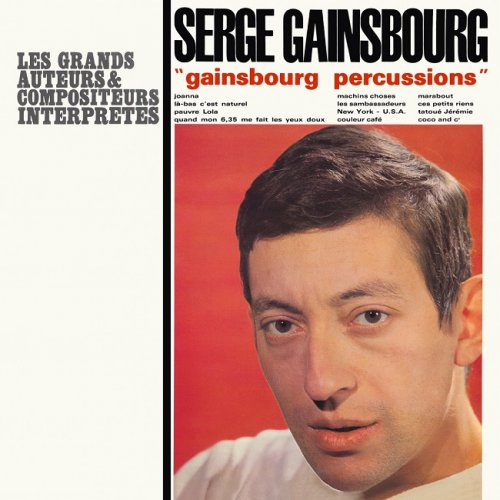 Serge Gainsbourg - Gainsbourg Percussions (1964/2015) [HDTracks]