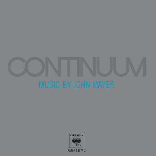 John Mayer - Continuum (2016) [Hi-Res]