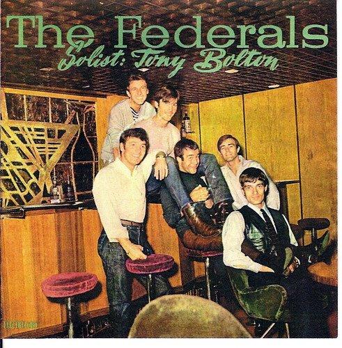 The Federals - The Federals-Solist: Tony Bolton (1965)